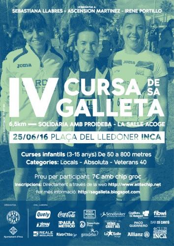 CURSA DE SA GALLETA CARTELL