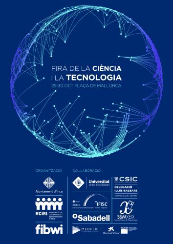 Cartell Fira Ciència i tecnologia