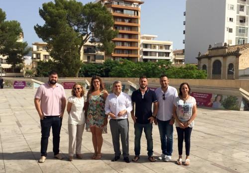 Placa Mallorca participacio